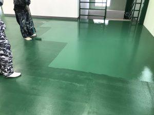 東近江 床塗装