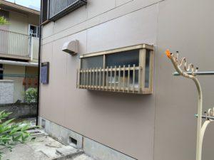 近江八幡 小林様邸 外壁塗装 塗り替え