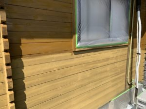東近江市 W様邸  外壁塗装 塗り替え 木部塗装